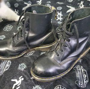 vintage (90s) UK leather Doc Martens
